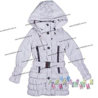 Куртка для девочки м. Е-210. Сезон весна-осень