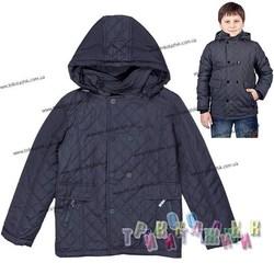 Куртка для мальчика м. Е-257. Сезон весна-осень