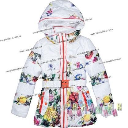 Куртка для девочки м. SK-WM781. Сезон весна-осень
