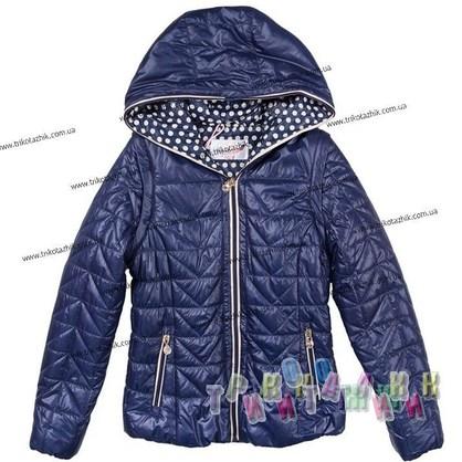 Куртка для девочки м. 25964. Сезон весна-осень