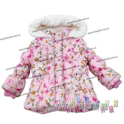 Куртка для девочки м. 925. Сезон весна-осень