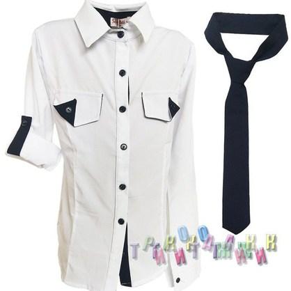Блуза для девочки м. 20
