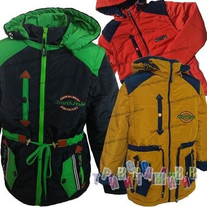 Куртка-жилетка для мальчика South Pole. Сезон весна-осень (Украина)