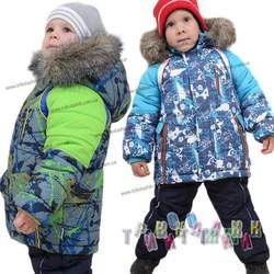 Комбинезон зимний для мальчика Женичка