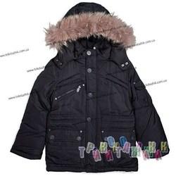 Куртка для мальчика м. 306-61. Сезон Зима