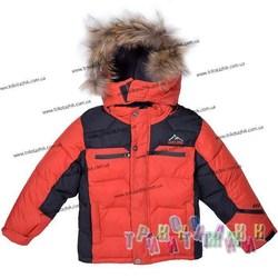 Куртка для мальчика м. 1202. Сезон Зима