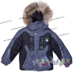 Куртка для мальчика м. 1201. Сезон Зима