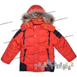Куртка для мальчика м. 18-18. Сезон Зима