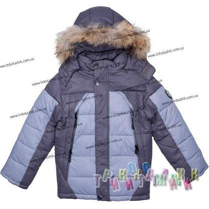 Куртка для мальчика м. 1301. Сезон Зима