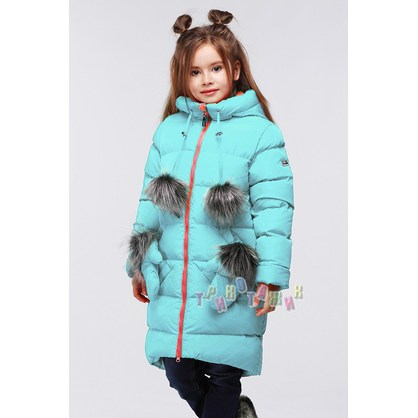 Куртка детская Мелитта. Сезон Зима
