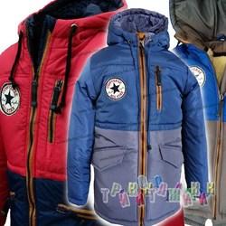 Куртка для мальчика Star. Сезон Зима