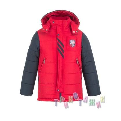 Зимняя куртка для мальчика Жокей