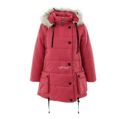 Куртка зимняя для девочки Карнавал
