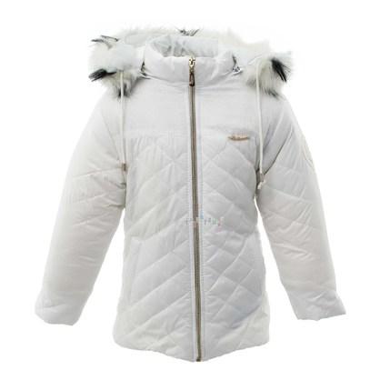 Зимняя куртка для девочки Сердечко