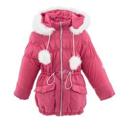 Куртка зимняя для девочки Маргаритка