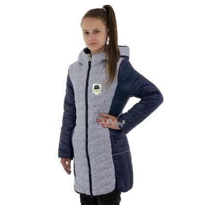 Пальто демисезонное для девочки Венеция