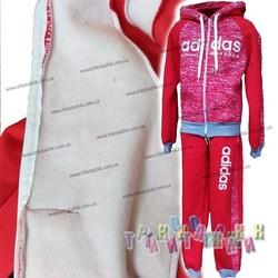 Спортивный костюм утеплённый для девочки Adidas
