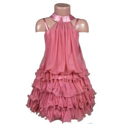 Нарядное платье для девочки м. 0196