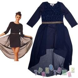 Нарядное платье для девочки м. 6786