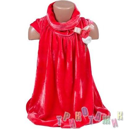 Нарядное платье для девочки м. 122019