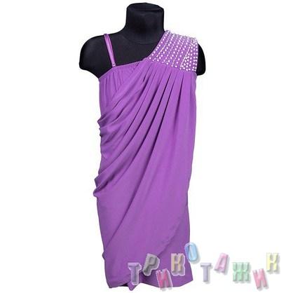Нарядное платье для девочки м. 36267