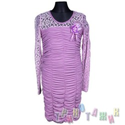 Нарядное платье для девочки м. 44659