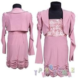 Нарядное платье для девочки м. 36294