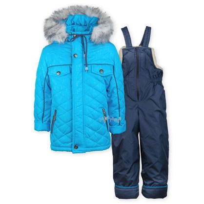 Зимний комбинезон для мальчика Альпинист
