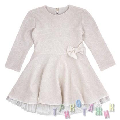 Нарядное платье для девочки м. 4199