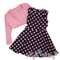 Нарядное платье для девочки м. 4331