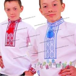 """Вышиванка для мальчика, модель """"Орест"""""""