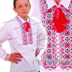 """Вышиванка для мальчика, модель """"Остап"""""""