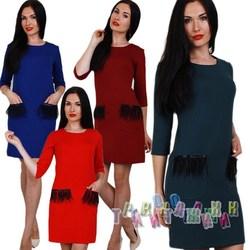 Женское платье, м. 653