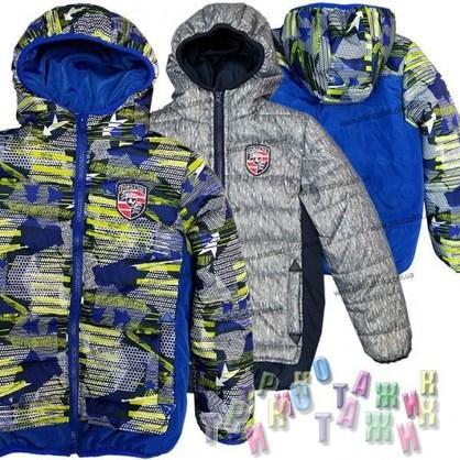 Куртка для мальчика Риччи. Сезон Весна-Осень.