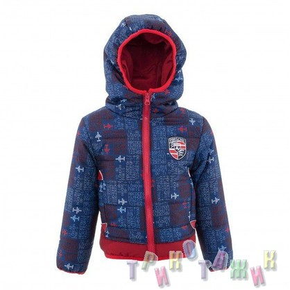 Куртка для мальчика, Cars (Украина)