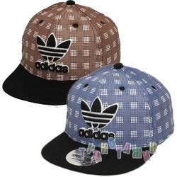 Реперка с прямым козырьком Adidas 2035