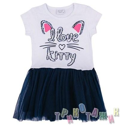Платье для девочки м. 8830