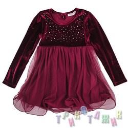 Платье для девочки м. 10405