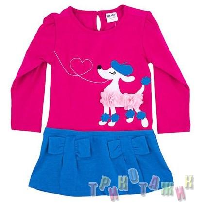 Платье для девочки м. 40346