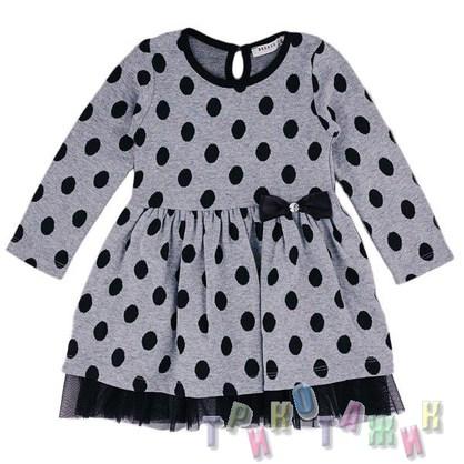 Платье для девочки м. 10556