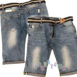 Бриджи джинсовые для мальчика, BR