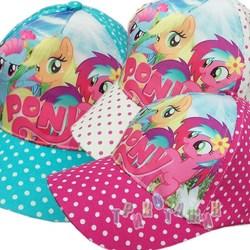 Кепка для девочки Pony