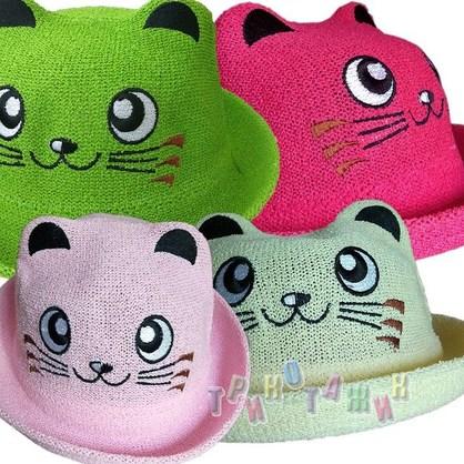 Шляпа Кошечка