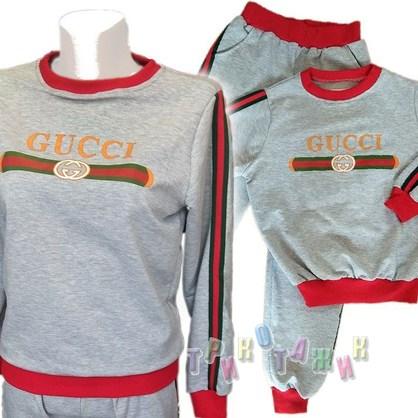 Спортивный костюм для девочки Gucci