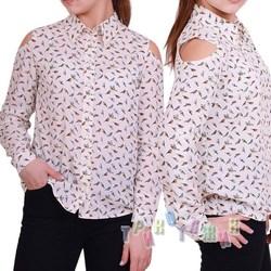 Блуза школьная Гербера