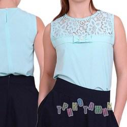 Блуза школьная Конвалия
