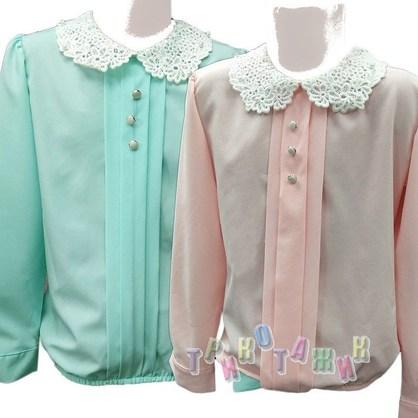 Блуза школьная Злата
