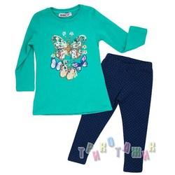 Спортивный костюм для девочки Wanex м.21157