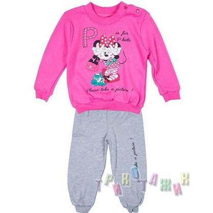 Спортивный костюм для девочки м.2387