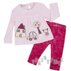 Спортивный костюм для девочки м.2453